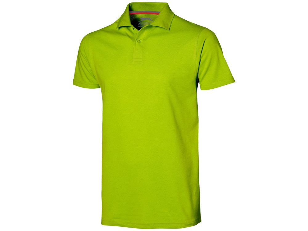 Рубашка поло Advantage мужская, зеленое яблоко (артикул 3309868S)