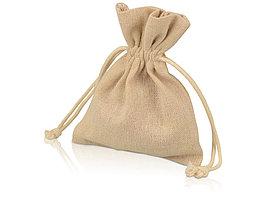 Мешочек подарочный, лен, малый, натуральный (артикул 995001)