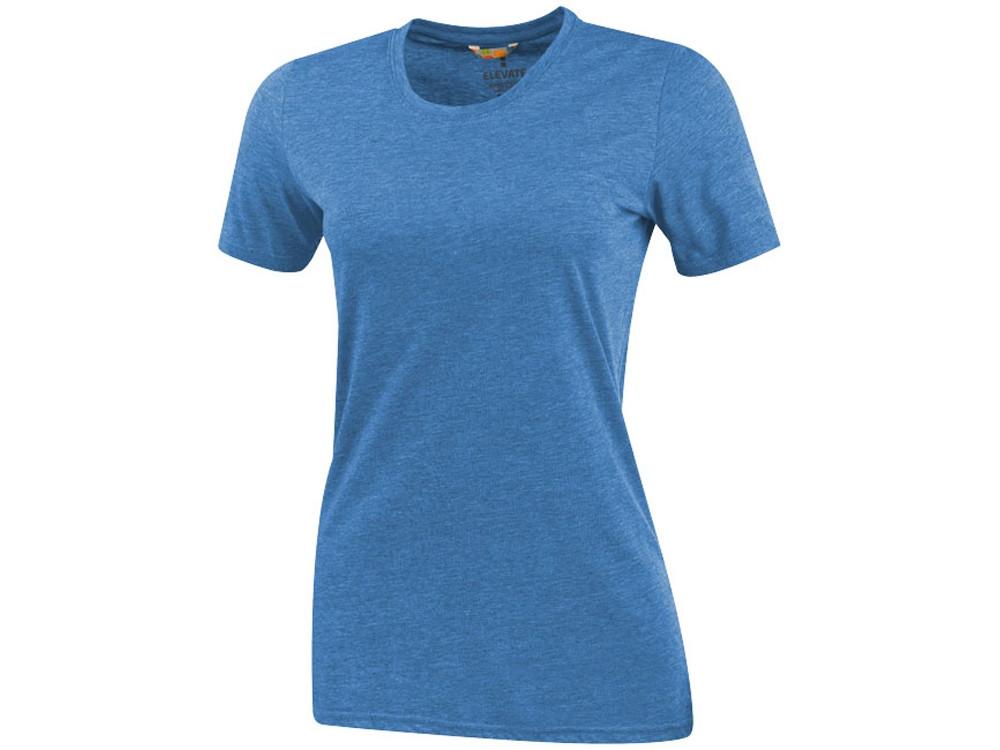Футболка Sarek женская, синий (артикул 3802153XS)