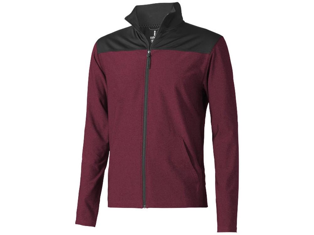 Куртка Perren Knit мужская, красный (артикул 3949027XS)