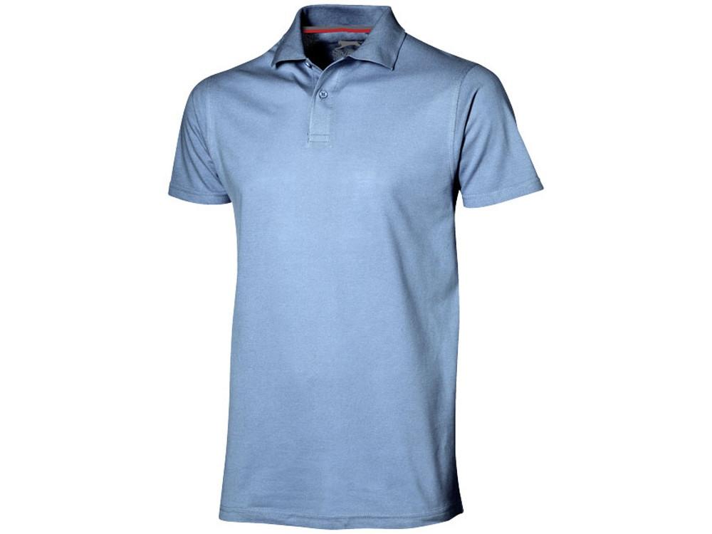 Рубашка поло Advantage мужская, светло-синий (артикул 33098403XL)