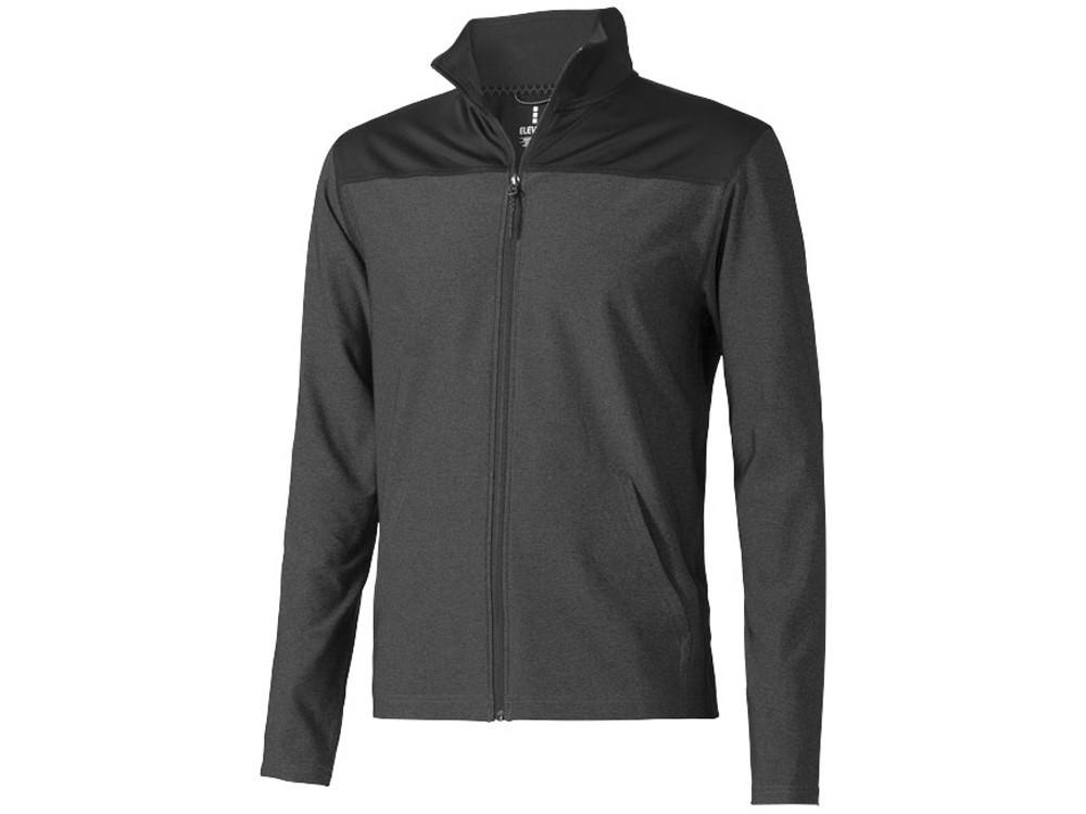Куртка Perren Knit мужская, темно-серый (артикул 3949097XS)