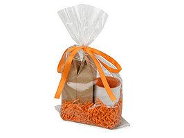 Подарочный набор Tea Duo Superior с двумя видами чая, оранжевый (артикул 700148)