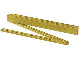 Складная линейка длиной 2 м, желтый (артикул 10418601)