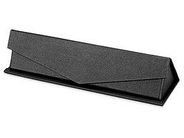 Подарочная коробка для ручек Бристоль, черный (артикул 88390.07)