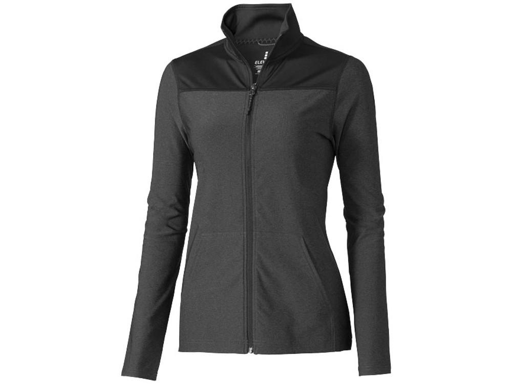 Куртка Perren Knit женская, темно-серый (артикул 3949197S)