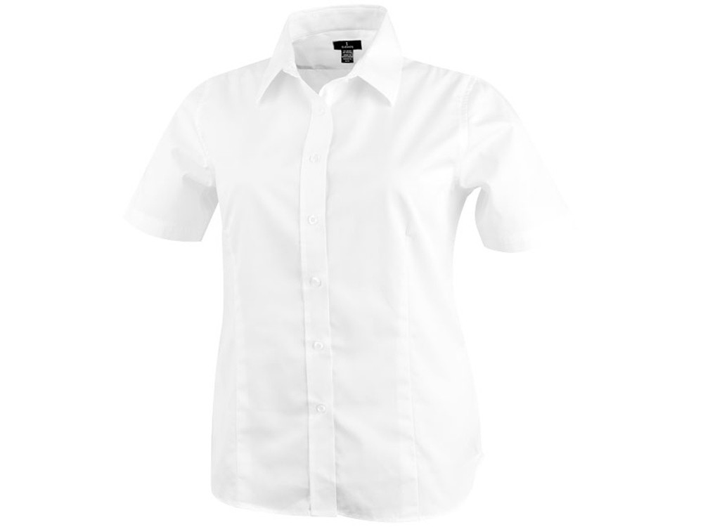 Рубашка Stirling женская с коротким рукавом, белый (артикул 3817101M)