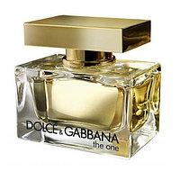 Dolce & Gabbana The ONE женская туалетная вода, 30 мл.