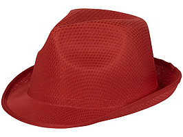 Шляпа Trilby, красный (артикул 38663250)