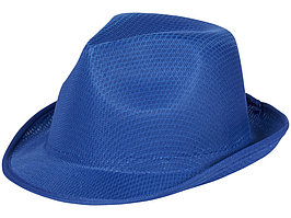 Шляпа Trilby, синий (артикул 38663440)