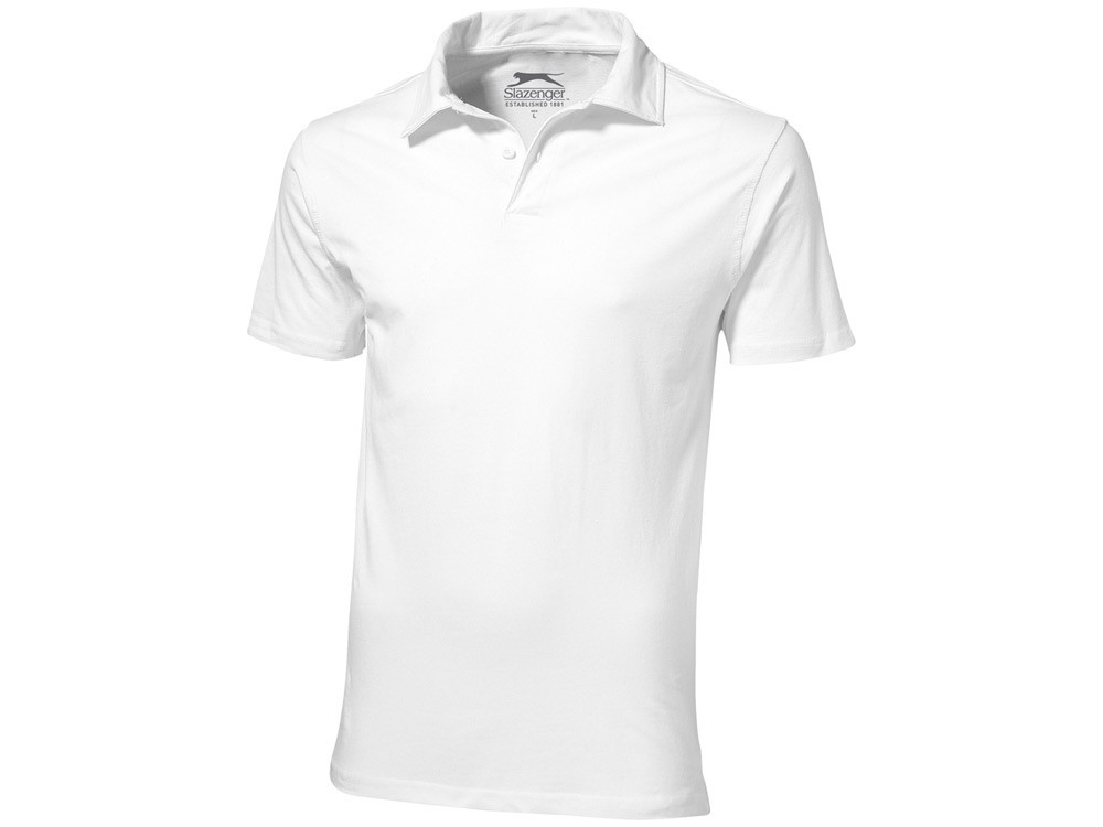Рубашка поло Let мужская, белый (артикул 33102012XL)