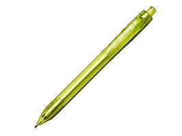 Ручка шариковая Vancouver, transparent lime green (артикул 10657806)