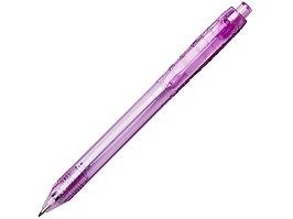 Ручка шариковая Vancouver, пурпурный прозрачный (артикул 10657808)