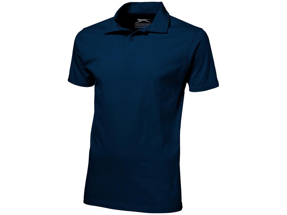 Рубашка поло Let мужская, темно-синий (артикул 3310249M)