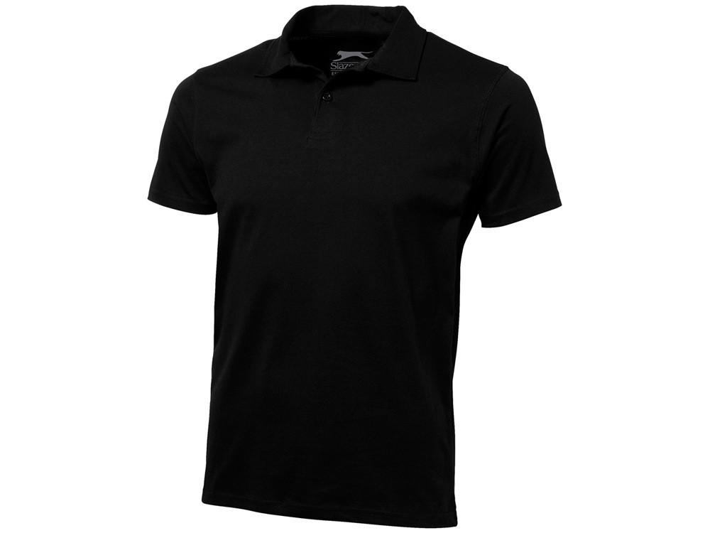 Рубашка поло Let мужская, черный (артикул 3310299S)