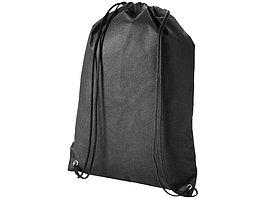 Рюкзак-мешок Evergreen, черный (артикул 19550057)