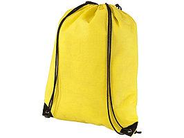 Рюкзак-мешок Evergreen, желтый (артикул 11961901)