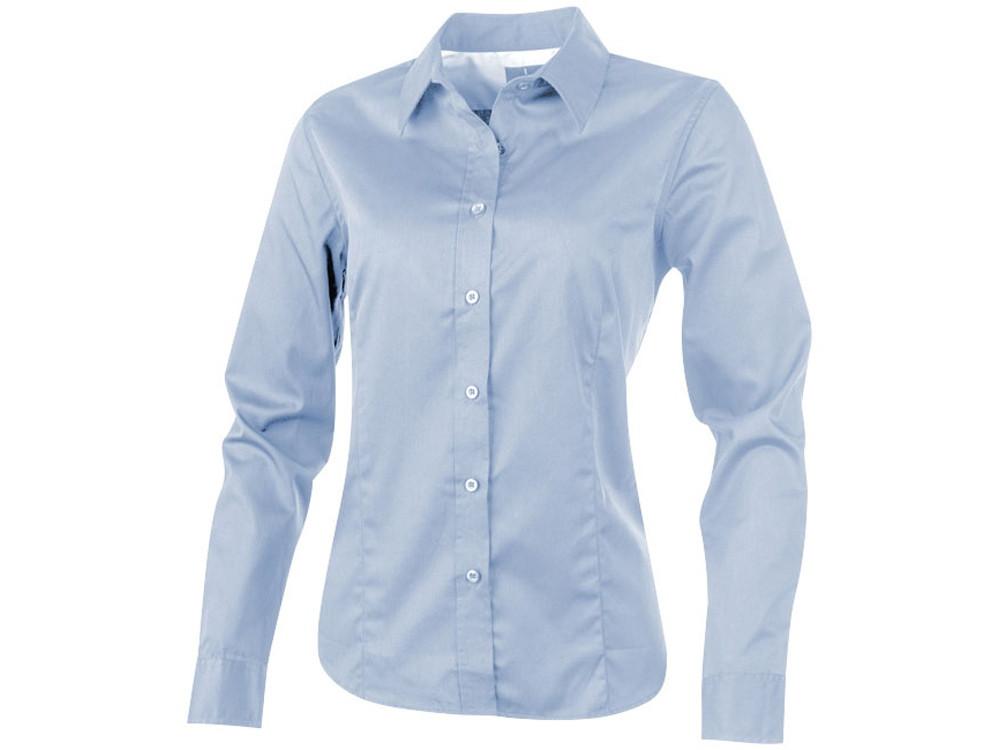 Рубашка Wilshire женская с длинным рукавом, синий (артикул 3817341S)