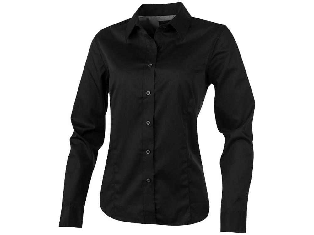 Рубашка Wilshire женская с длинным рукавом, черный (артикул 3817399M)