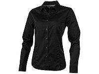 Рубашка Wilshire женская с длинным рукавом, черный (артикул 3817399M), фото 1