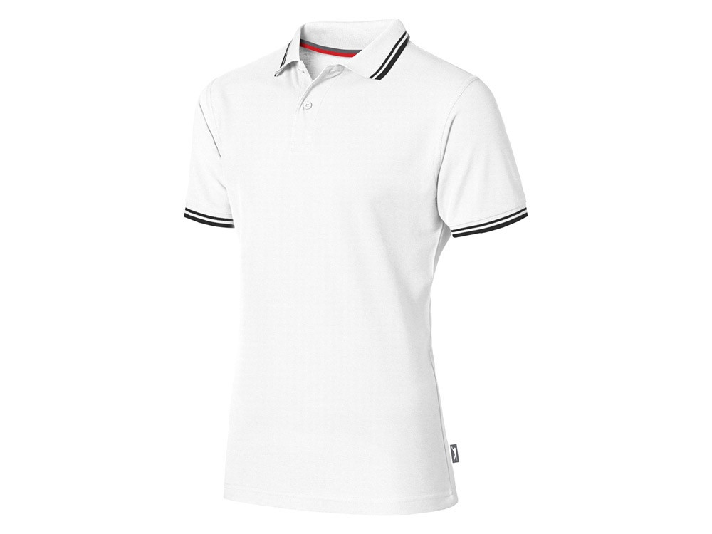 Рубашка поло Deuce мужская, белый (артикул 3310401L)