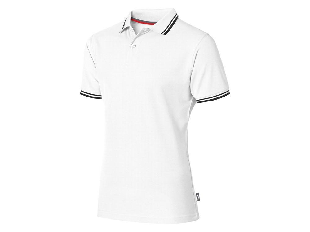 Рубашка поло Deuce мужская, белый (артикул 3310401S)