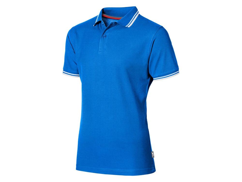 Рубашка поло Deuce мужская, небесно-голубой (артикул 3310442M)