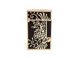Зажигалка Phoenix Premium. S.T.Dupont, черный (артикул 16757)