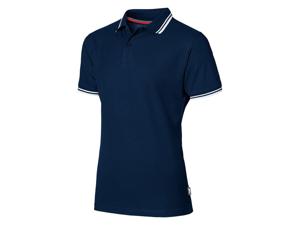 Рубашка поло Deuce мужская, темно-синий (артикул 3310449S)