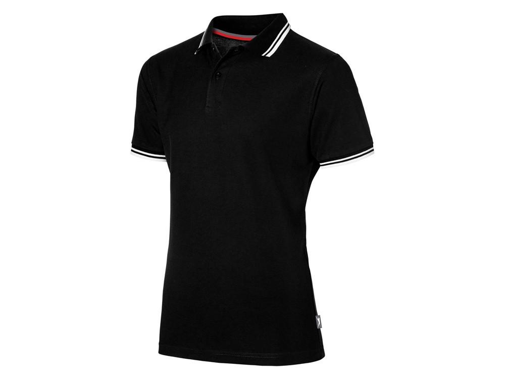 Рубашка поло Deuce мужская, черный (артикул 3310499M)
