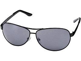 Солнечные очки Maverick в чехле. УФ 400, черный (артикул 10022500)