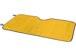 Автомобильный солнцезащитный экран Noson, желтый (артикул 10410404)
