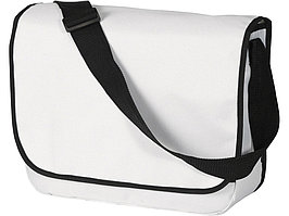 Сумка на плечо Malibu, белый/черный (артикул 11938400)