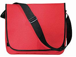 Сумка на плечо Malibu, красный/черный (артикул 19549493)