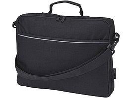 Конференц-сумка Kansas для ноутбука 15,4, черный (артикул 11943300)