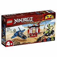 LEGO Ninjago Бой на штормовом истребителе