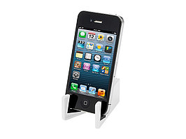 Подставка для мобильного телефона Slim, белый (артикул 10818002)