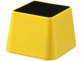 Колонка Nomia с функцией Bluetooth®, желтый (артикул 10819204)