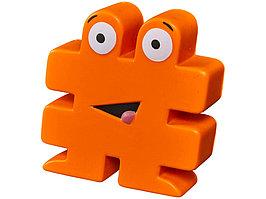 Антистресс HashTag, оранжевый (артикул 10221003)