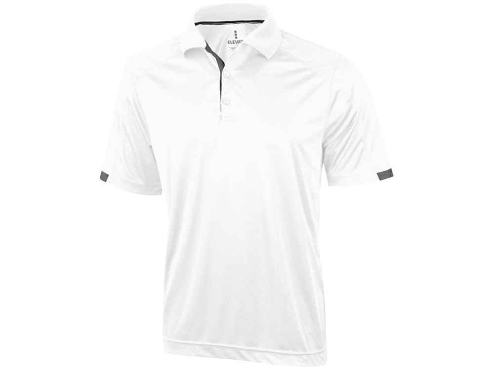 Рубашка поло Kiso мужская, белый (артикул 39084012XL)