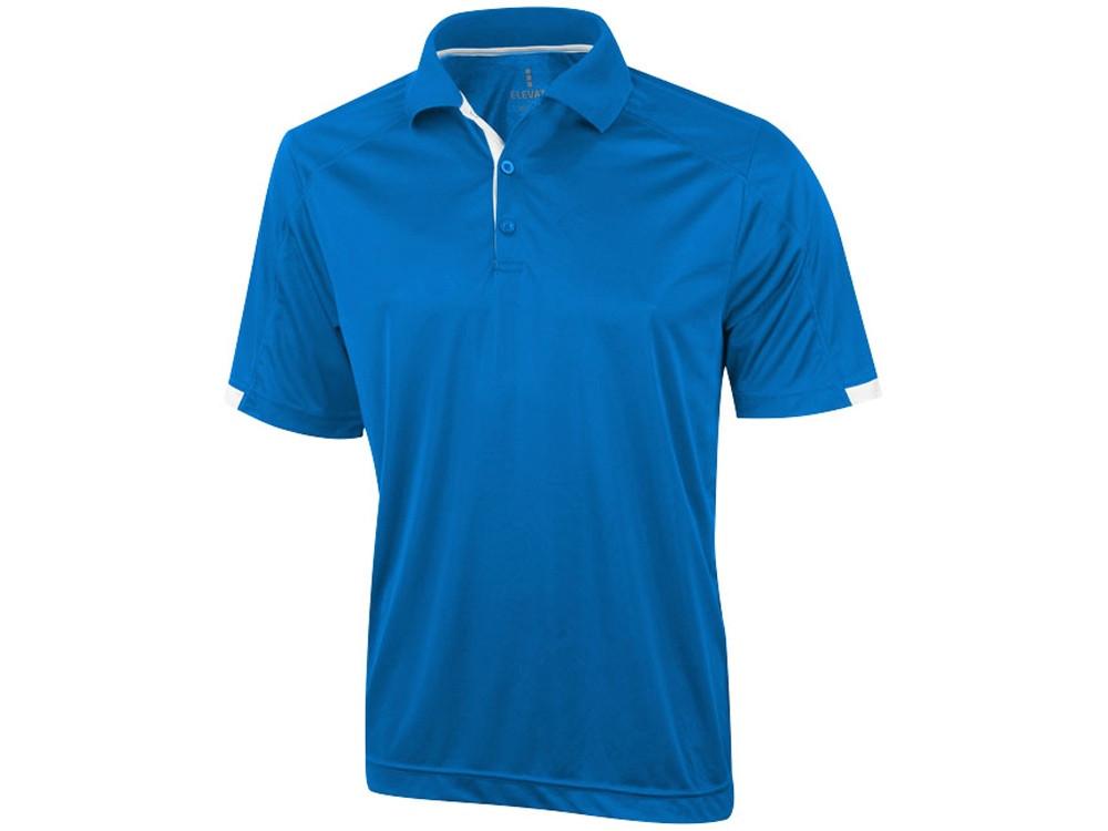 Рубашка поло Kiso мужская, синий (артикул 3908444M)