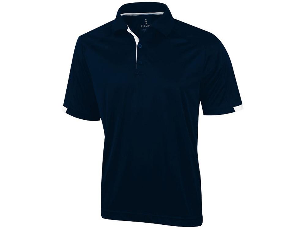 Рубашка поло Kiso мужская, темно-синий (артикул 3908449XL)