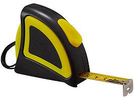 Рулетка 5м, желтый (артикул 10431000)