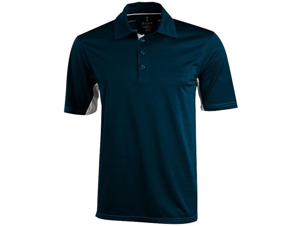 Рубашка поло Prescott мужская, темно-синий (артикул 3908649XL)