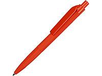 Ручка пластиковая шариковая Prodir QS30 PRP софт-тач, красный (артикул qs30prp-19)