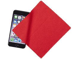 Салфетка из микроволокна, красный (артикул 13424302)