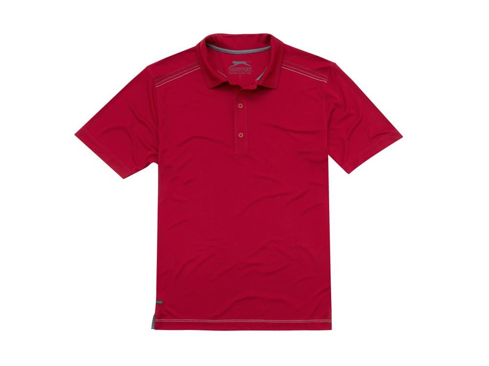 Рубашка поло Receiver CF мужская, темно-красный (артикул 3311028M)