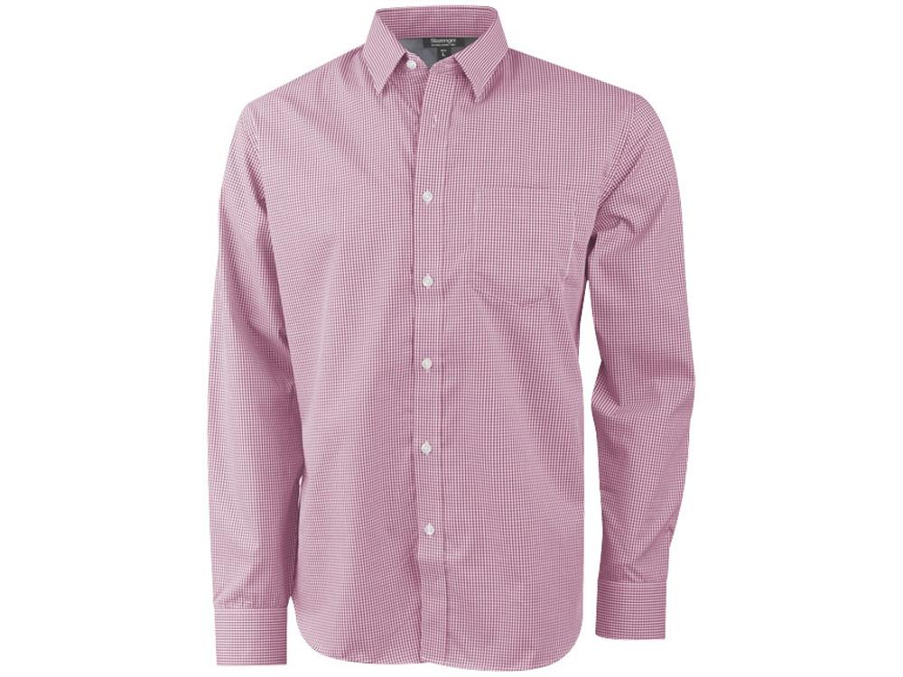 Рубашка Net мужская с длинным рукавом, красный (артикул 3316025S)