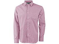 Рубашка Net мужская с длинным рукавом, красный (артикул 3316025S), фото 1