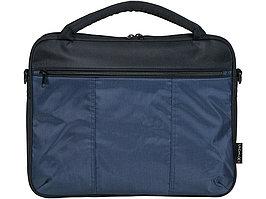 Конференц-сумка Dash для ноутбука 15,4, темно-синий (артикул 11921901)